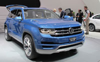 Volkswagen Cross Blue. ����������� ������� ������!
