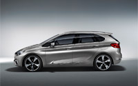 ����� BMW Concept Active Tourer 2013 ������������ � ���-�����