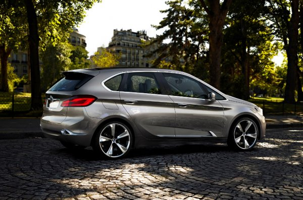 BMW Concept Active Tourer 2013