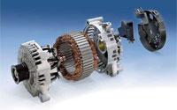 Схема автомобильного генератора: принцип работы
