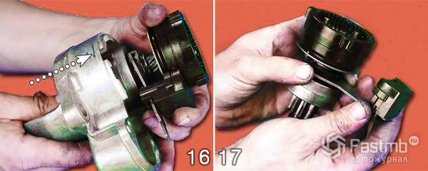 Ваз 2114 ремонт своими руками стартера