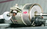 Замена топливного фильтра на автомобиле