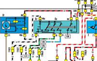 Указатели поворотов, аварийная сигнализация, фонари стоп-сигнала