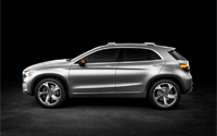 ��������� Mercedes-Benz GLA ���� ��������