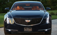 Флагманский седан Cadillac Elmiraj: фотографии и видео