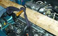 Снятие и установка двигателя ВАЗ 2110