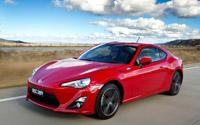 4-ёх дверную Toyota GT 86 планируют показать в марте 2014