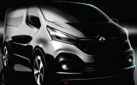 ����� ��������� Renault Trafic: ������ ������ � ���������� F1