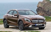Mercedes-Benz – GLA-Class 2014 года