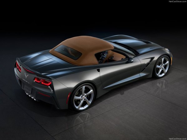 Chevrolet Corvette 2014 C7 Stingray Convertible