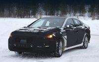 Эксклюзивные фото нового седана Hyundai Sonata 2014