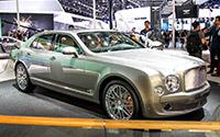 Компания Bentley презентовала Hybrid Concept
