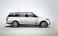 Range Rover LWB 2014 – производительность и комфорт