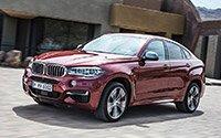 BMW X6 2015 – спортивный внедорожник