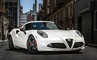 Alfa Romeo 4C Coupe US-Version 2014