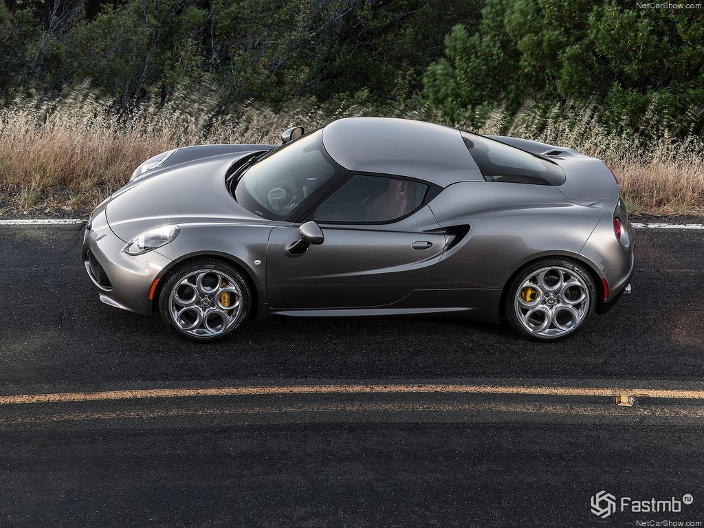 alfa romeo 4c coupe us version 2014. Black Bedroom Furniture Sets. Home Design Ideas