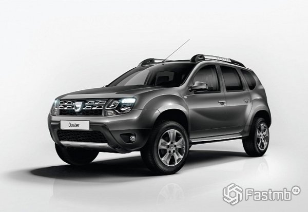 ����� Renault Duster: ������ ����������