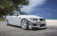Тюнинг BMW M3 с японским акцентом