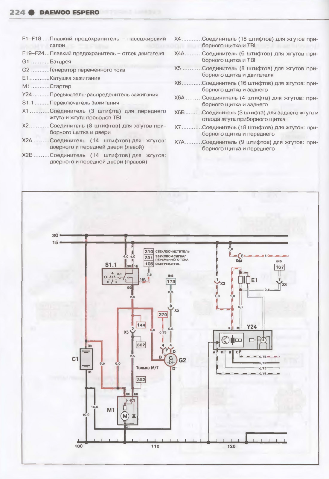 схема генератора delco-remi 100a