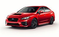 Subaru WRX 2014-2015