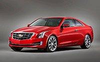 Cadillac ATS Coupe 2014-2015