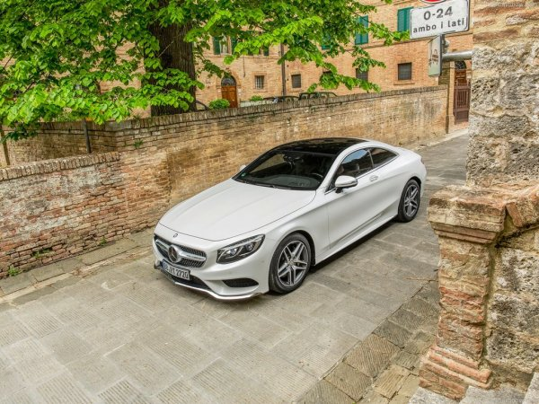 Mercedes-Benz S-Class Coupe 2014