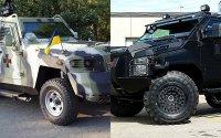 Военные машины Куга и Спартан уже в Украине