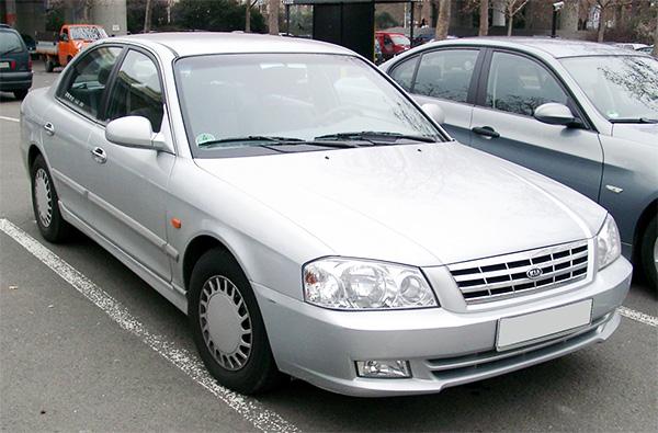 Схемы КИА Маджентис 2001-2003