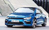 ����� Volkswagen Scirocco 2014