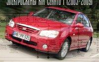 Электрические схемы KIA Cerato (I поколение)