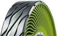 Bridgestone сделал самые тонкие и безвоздушные шины