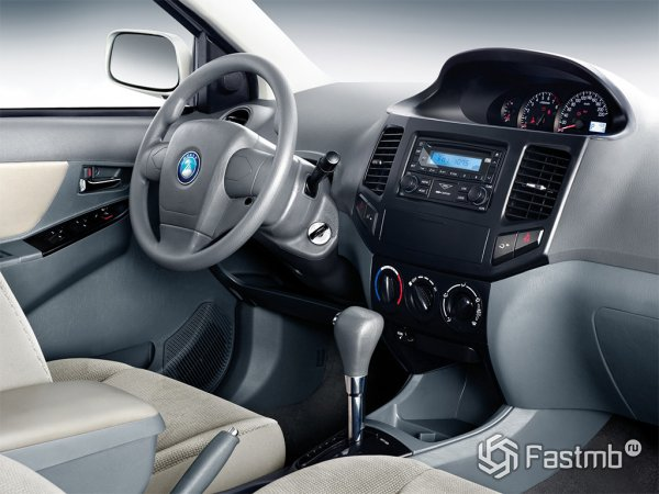 ����� Geely �� 08 - ������ ��������� ����������