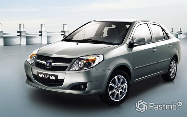 Geely �� 08 - ������ ��������� ����������