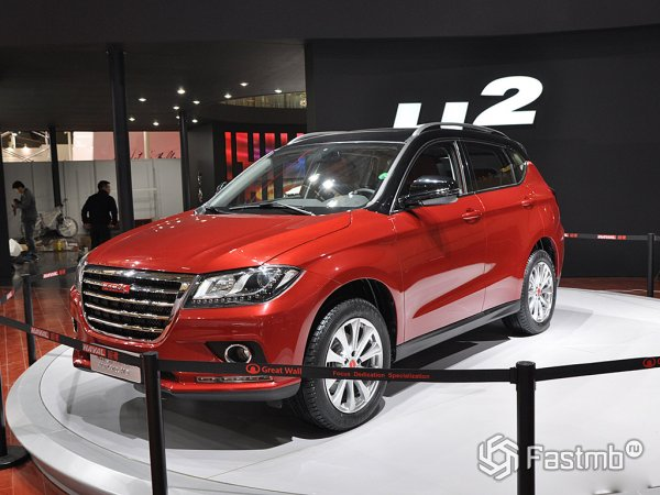 ����� Great Wall Haval H2 2014-2015
