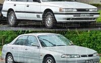 Mazda 626 (1989-1997) ― ����� �������������������