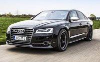 Тюнинг-мастерская ABT подняла мощность Audi S8 до 675 сил