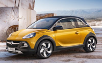 Opel Adam Rocks ― ��������� ������� ����������