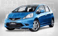 ������������� ����� Honda Jazz / Fit (2007-2013)