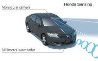 Система безопасности Honda Sensing