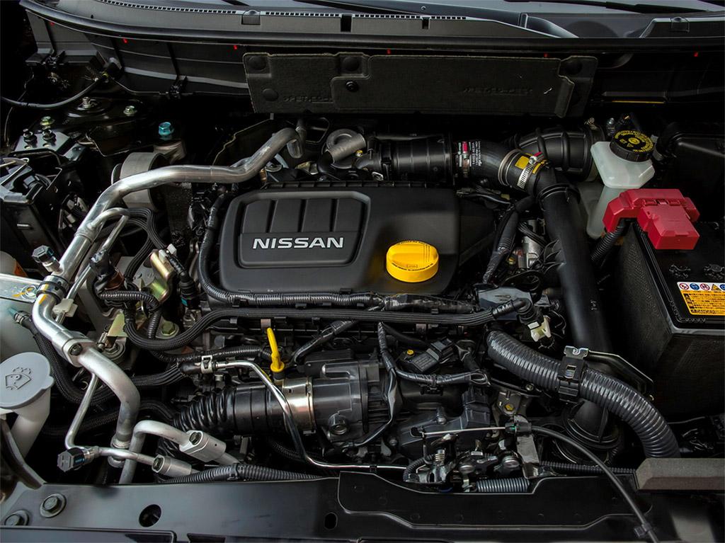Мотор Nissan X-Trail