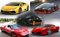 Самые быстрые автомобили для повседневной езды