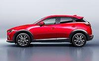 Mazda CX-3 ― новые размеры для города