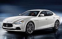 Maserati Ghibli ― ����� ������ ������-������