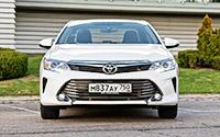 Обзор новой Toyota Camry VII ― 2015