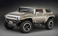 Новый внедорожник GMC на основе Hummer