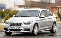 BMW 5 Series Gran Turismo 2015