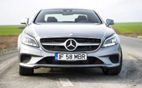 Обзор Mercedes-Benz CLS-Class 2015