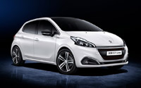 Обновленный Peugeot 208 2015─2016