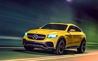 Mercedes-Benz GLC Coupe - ��������� BMW X4