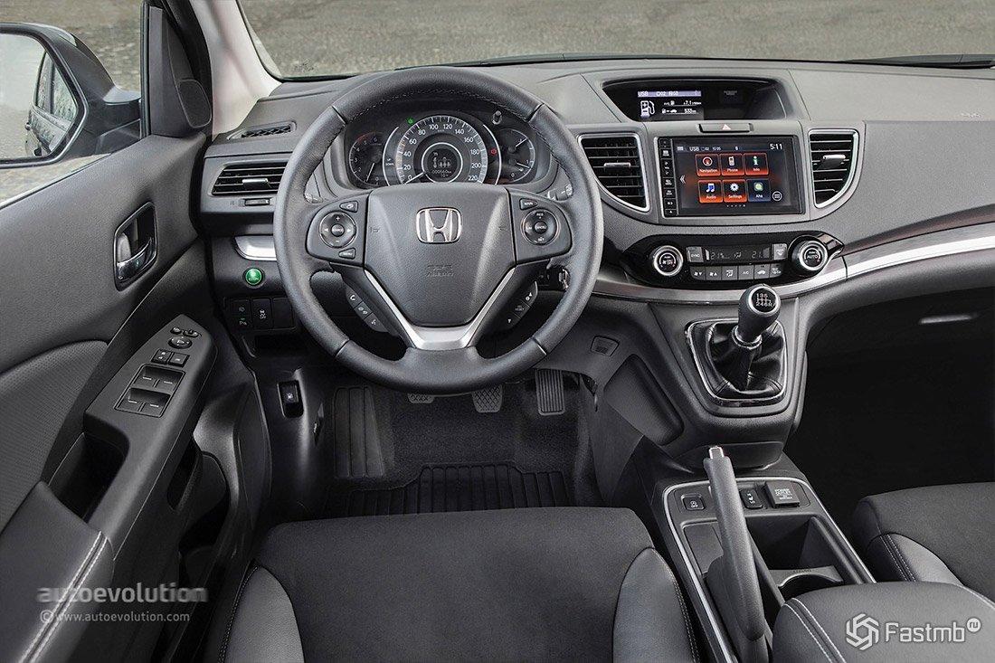 хонда срв 2015